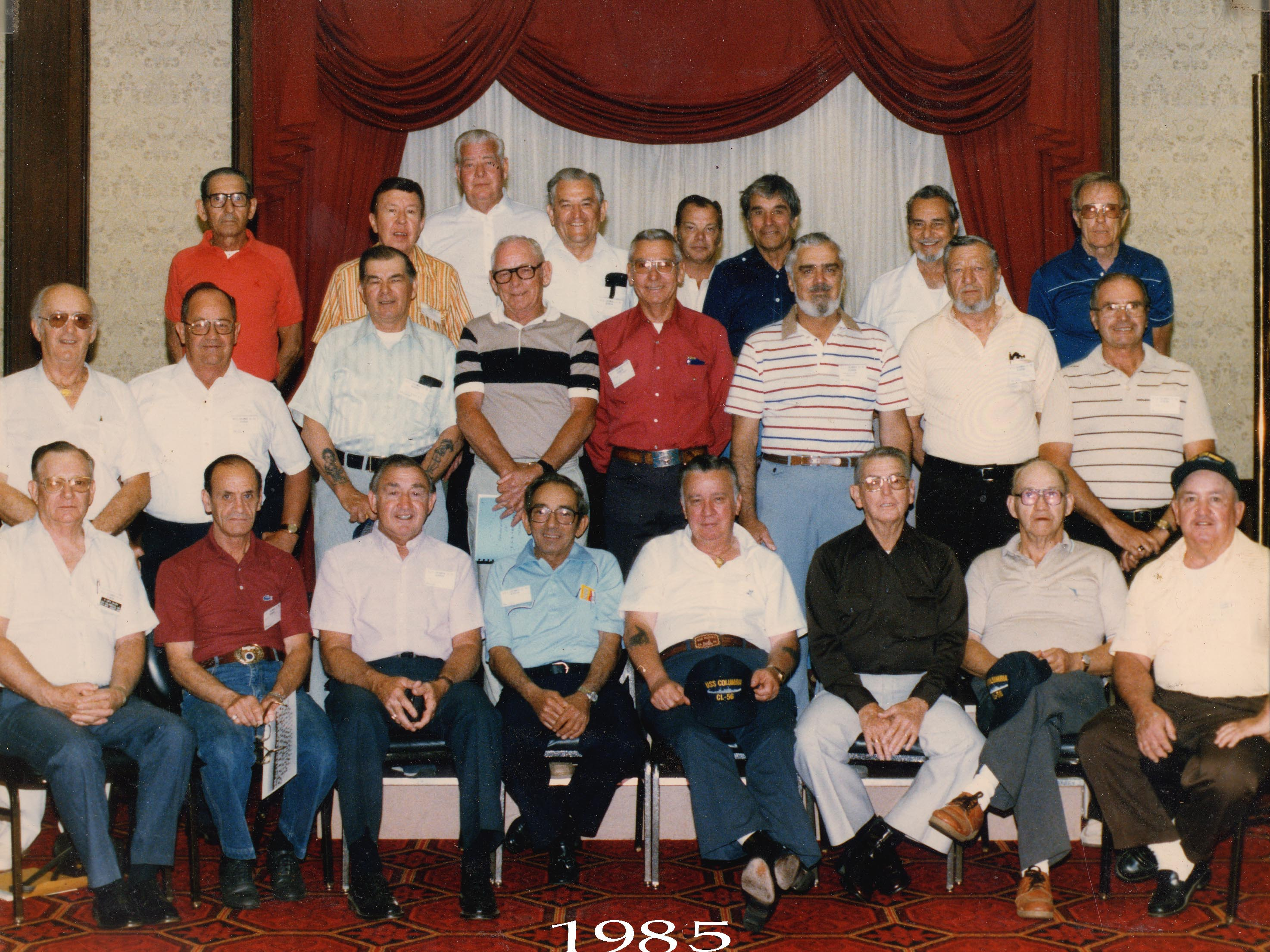1985 St. Louis reunion picture